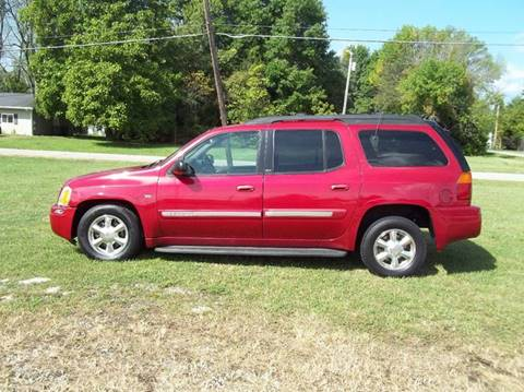 2003 GMC Envoy XL for sale in Georgetown, OH