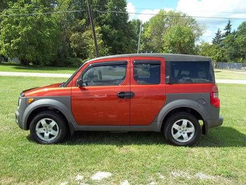 2003 Honda Element for sale in Georgetown, OH