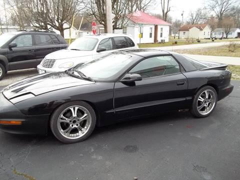 1997 Pontiac Firebird for sale in Georgetown, OH