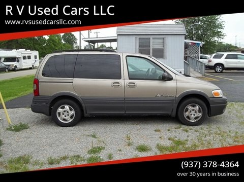 2001 Pontiac Montana for sale in Georgetown, OH