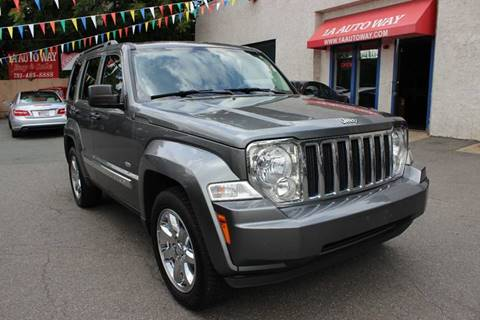 2012 Jeep Liberty for sale in Revere, MA