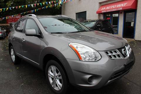 2012 Nissan Rogue for sale in Revere, MA