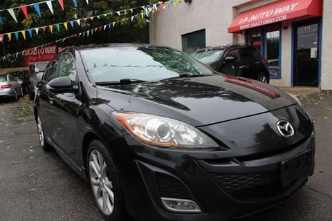 2010 Mazda MAZDA3 for sale in Revere MA
