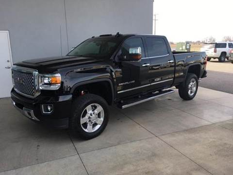 2016 GMC Sierra 2500HD for sale in Newport, AR