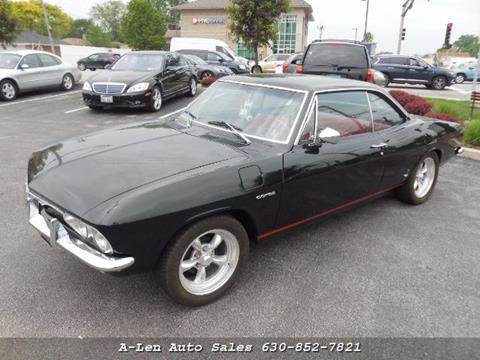 1965 Chevrolet Corvair for sale in Downers Grove, IL