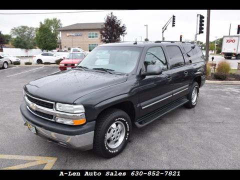 2003 Chevrolet Suburban for sale in Downers Grove, IL