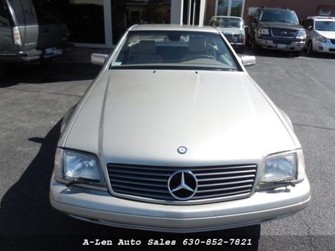 1998 Mercedes-Benz SL-Class for sale in Downers Grove, IL