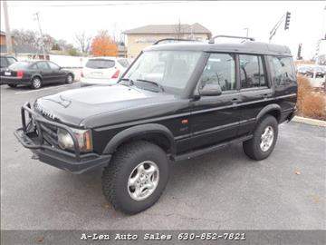 2003 Land Rover Discovery for sale in Downers Grove, IL