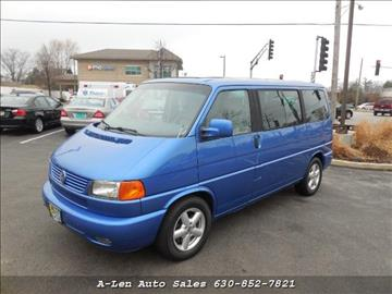 2001 Volkswagen EuroVan for sale in Downers Grove, IL
