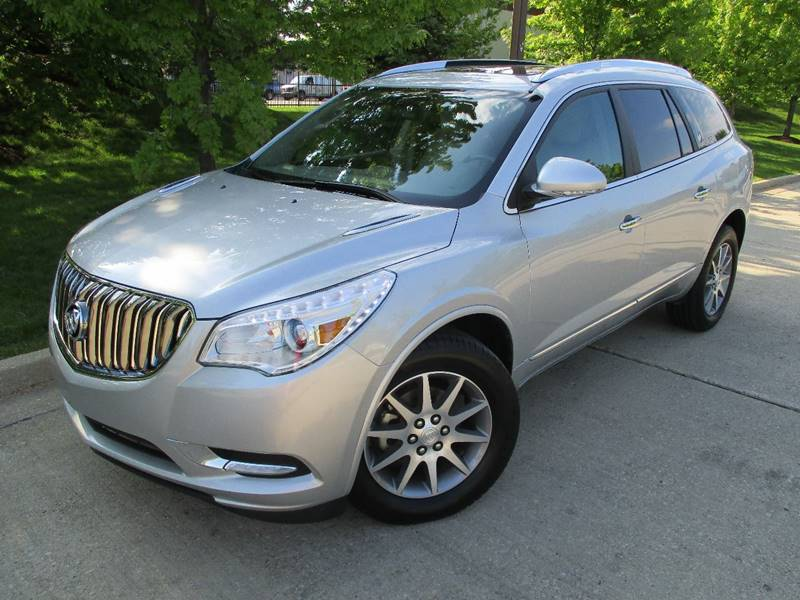 Buick Enclave In Chicago IL Western Star Auto Sales - Chicago buick dealer