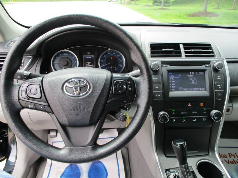 2016 Toyota Camry for sale at Western Star Auto Sales in Chicago IL