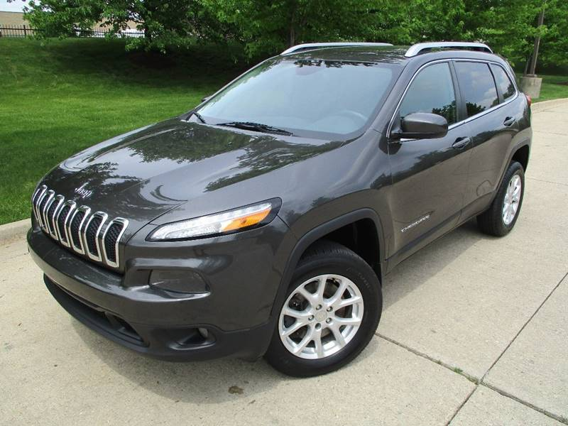 2014 Jeep Cherokee for sale at Western Star Auto Sales in Chicago IL