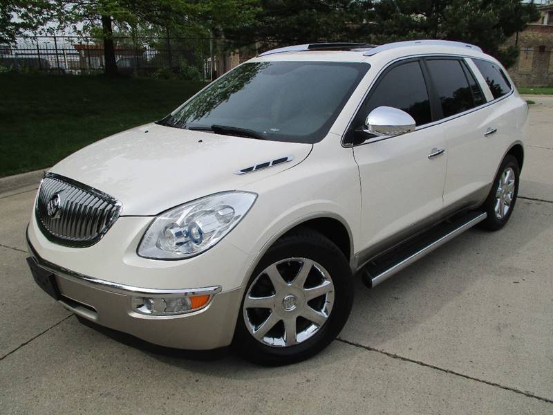 2008 Buick Enclave for sale at Western Star Auto Sales in Chicago IL
