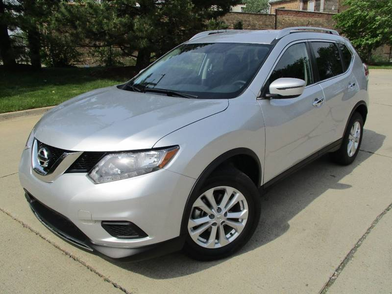 2016 Nissan Rogue for sale at Western Star Auto Sales in Chicago IL