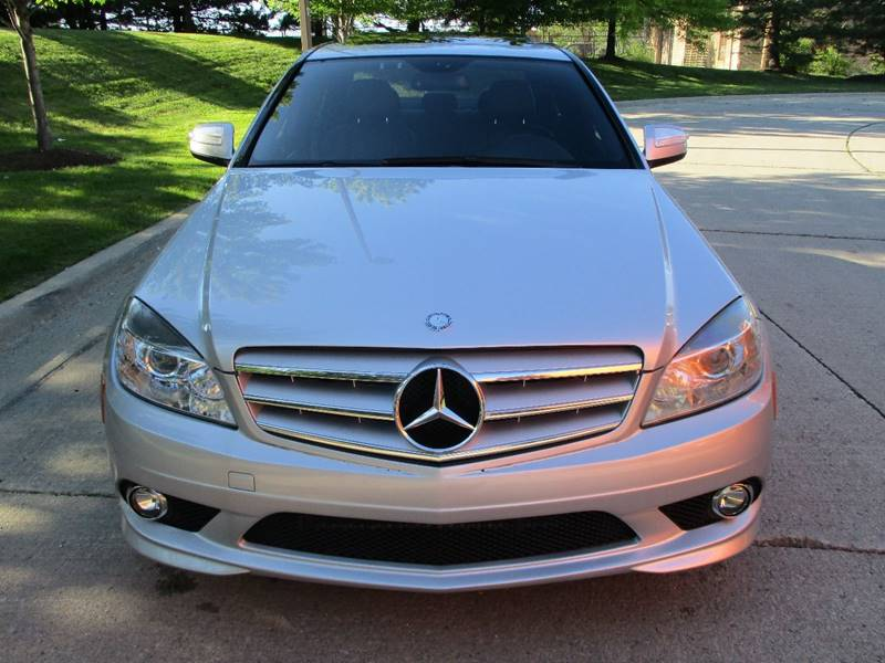 2008 Mercedes-Benz C-Class for sale at Western Star Auto Sales in Chicago IL