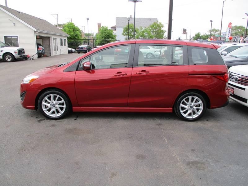 2015 Mazda MAZDA5 for sale at Western Star Auto Sales in Chicago IL