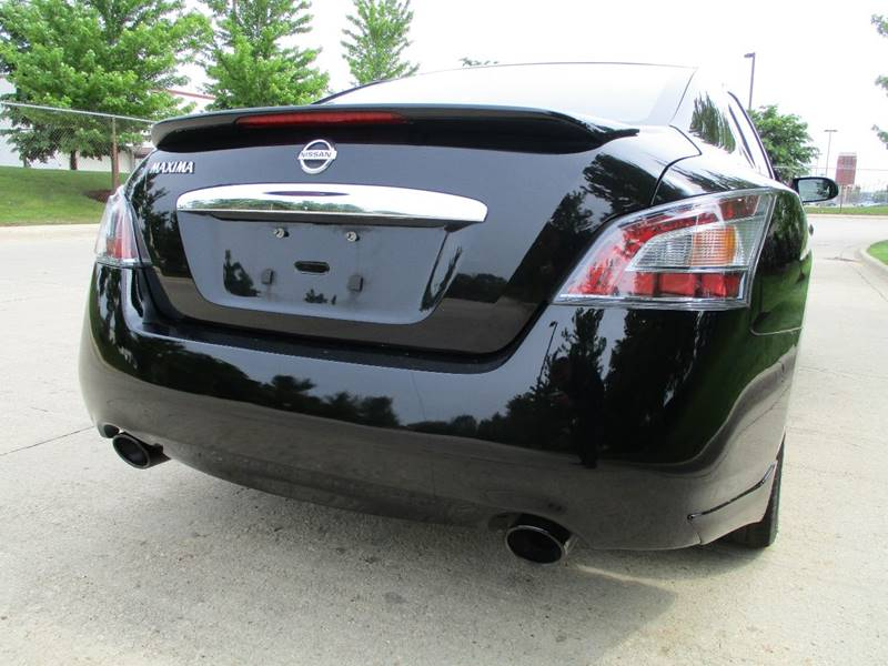 2012 Nissan Maxima for sale at Western Star Auto Sales in Chicago IL
