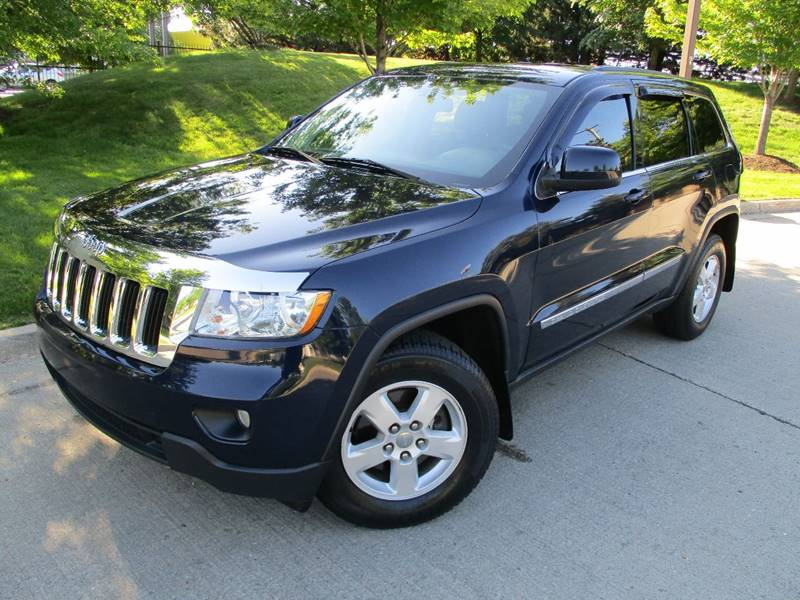 2012 Jeep Grand Cherokee for sale at Western Star Auto Sales in Chicago IL