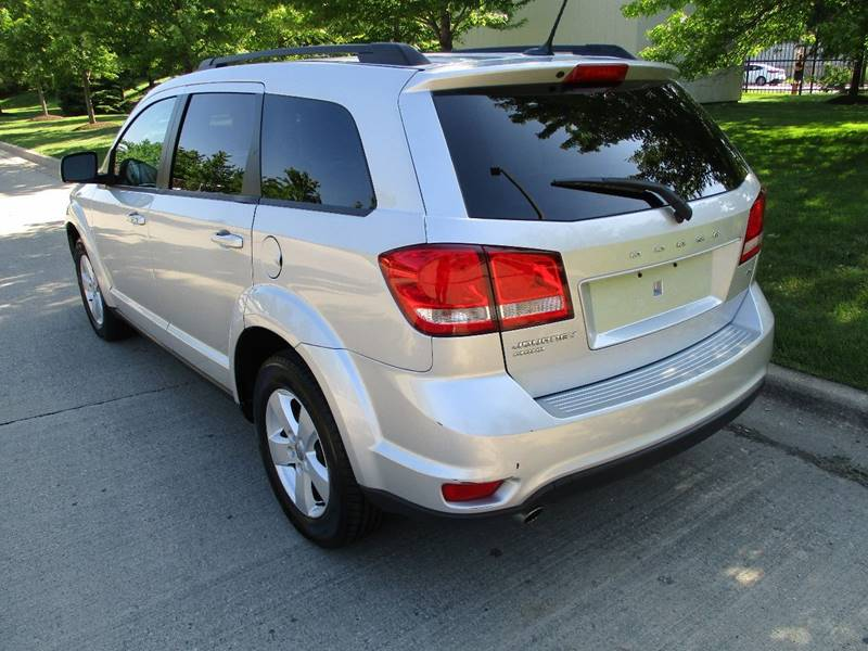 2012 Dodge Journey for sale at Western Star Auto Sales in Chicago IL