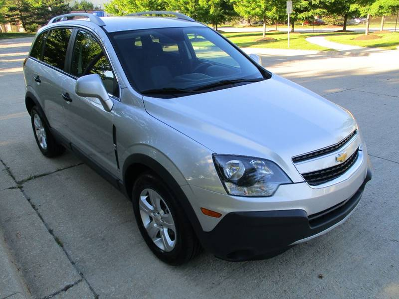 2015 Chevrolet Captiva Sport Fleet for sale at Western Star Auto Sales in Chicago IL