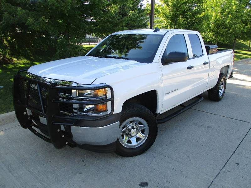 2015 Chevrolet Silverado 1500 for sale at Western Star Auto Sales in Chicago IL