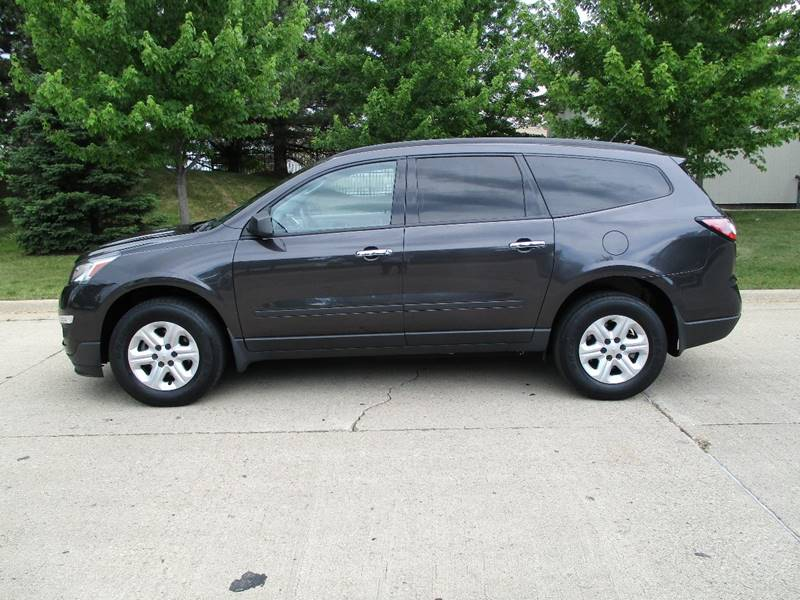 2014 Chevrolet Traverse for sale at Western Star Auto Sales in Chicago IL