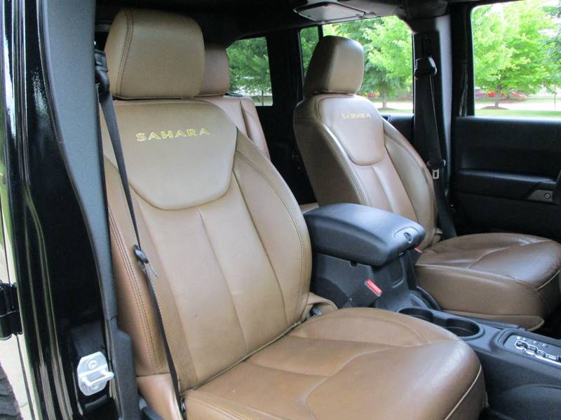 2016 Jeep Wrangler Unlimited for sale at Western Star Auto Sales in Chicago IL