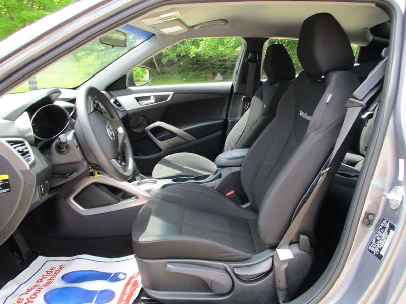 2016 Hyundai Veloster for sale at Western Star Auto Sales in Chicago IL