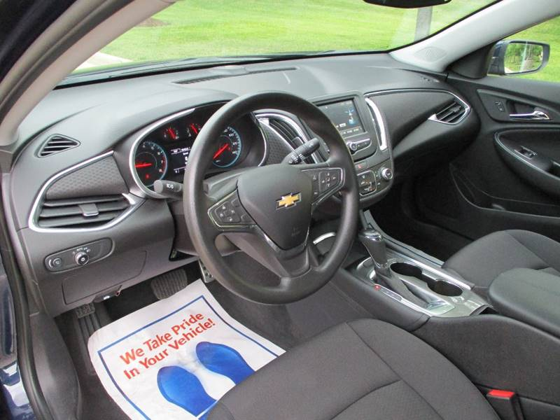 2016 Chevrolet Malibu for sale at Western Star Auto Sales in Chicago IL