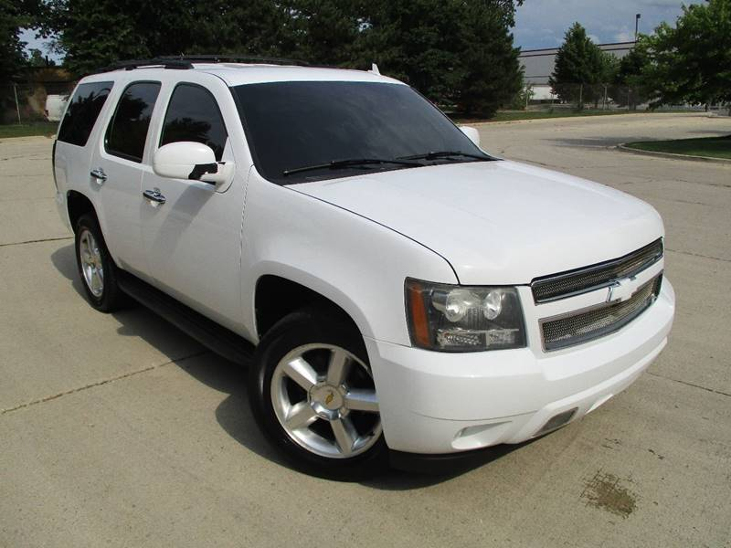 2007 Chevrolet Tahoe for sale at Western Star Auto Sales in Chicago IL