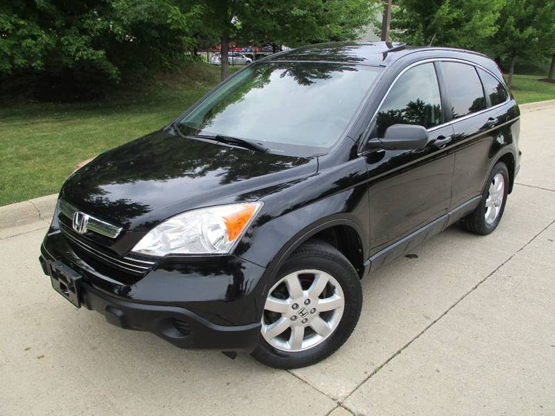 2007 Honda CR-V for sale at Western Star Auto Sales in Chicago IL