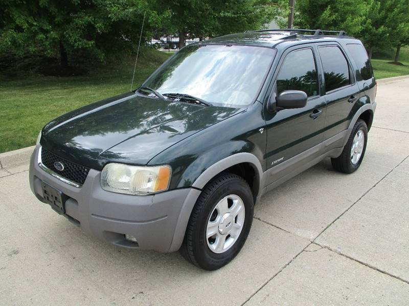 2002 Ford Escape for sale at Western Star Auto Sales in Chicago IL