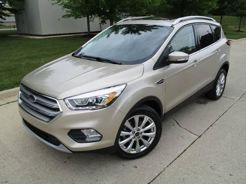 2017 Ford Escape for sale at Western Star Auto Sales in Chicago IL