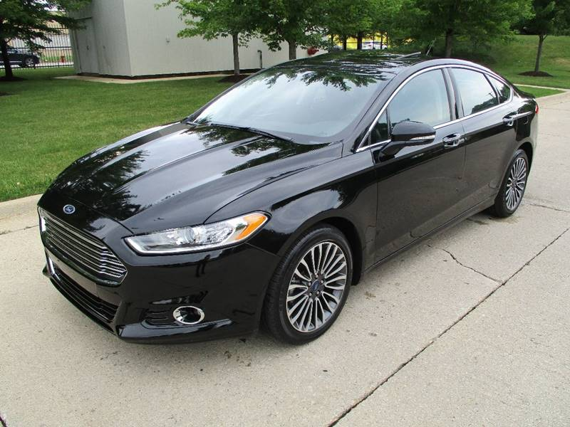 2017 Ford Fusion for sale at Western Star Auto Sales in Chicago IL