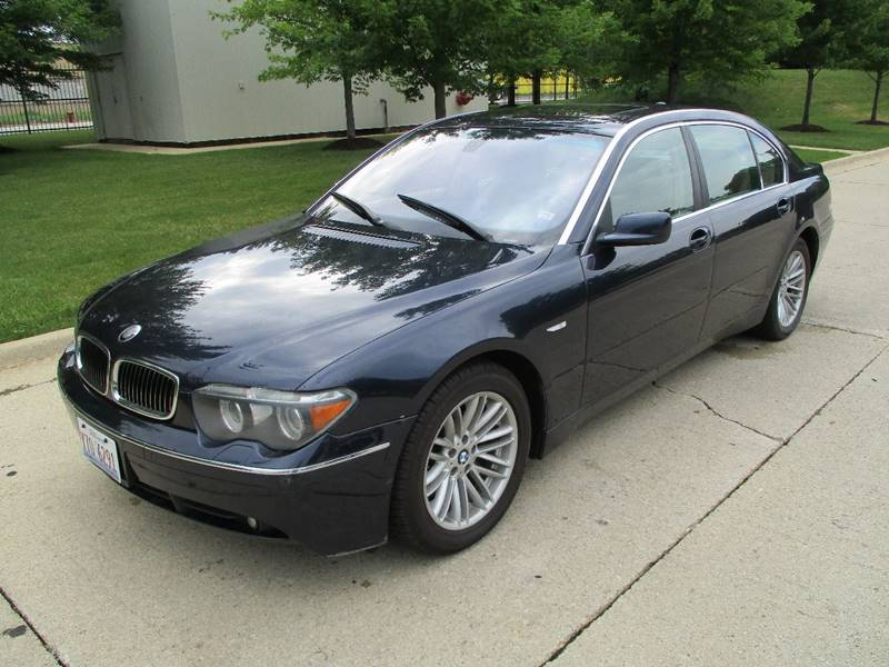 2004 BMW 7 Series for sale at Western Star Auto Sales in Chicago IL