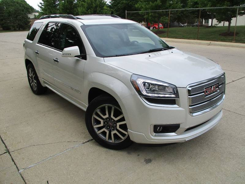 2013 GMC Acadia for sale at Western Star Auto Sales in Chicago IL