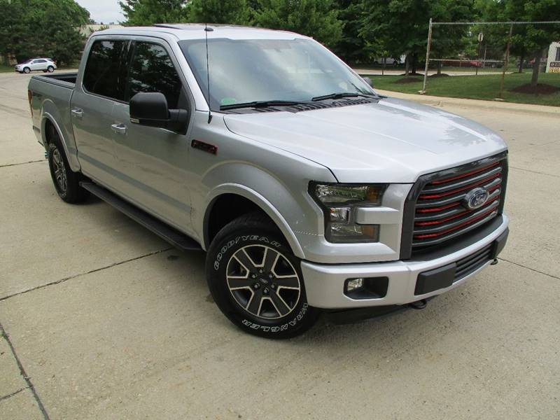 2016 Ford F-150 for sale at Western Star Auto Sales in Chicago IL