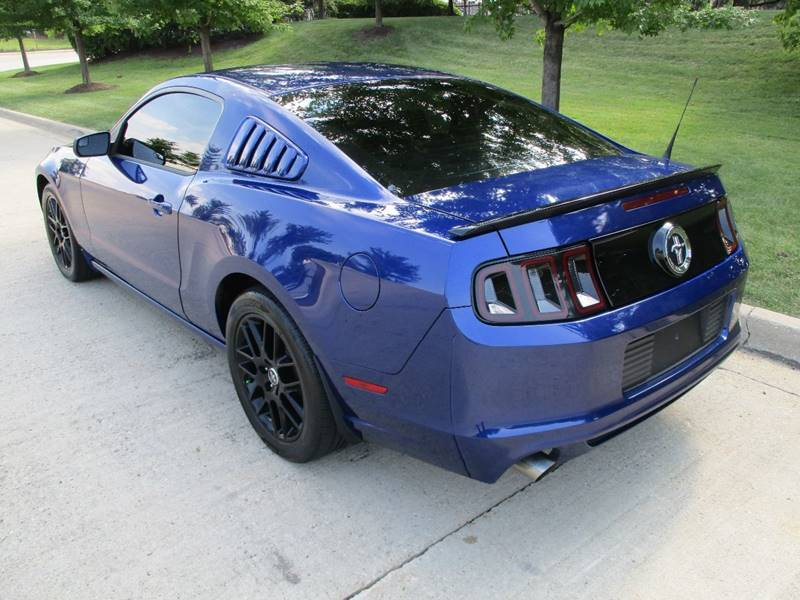 2014 Ford Mustang for sale at Western Star Auto Sales in Chicago IL