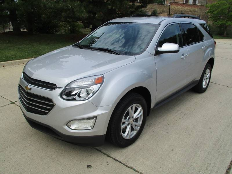 2017 Chevrolet Equinox for sale at Western Star Auto Sales in Chicago IL