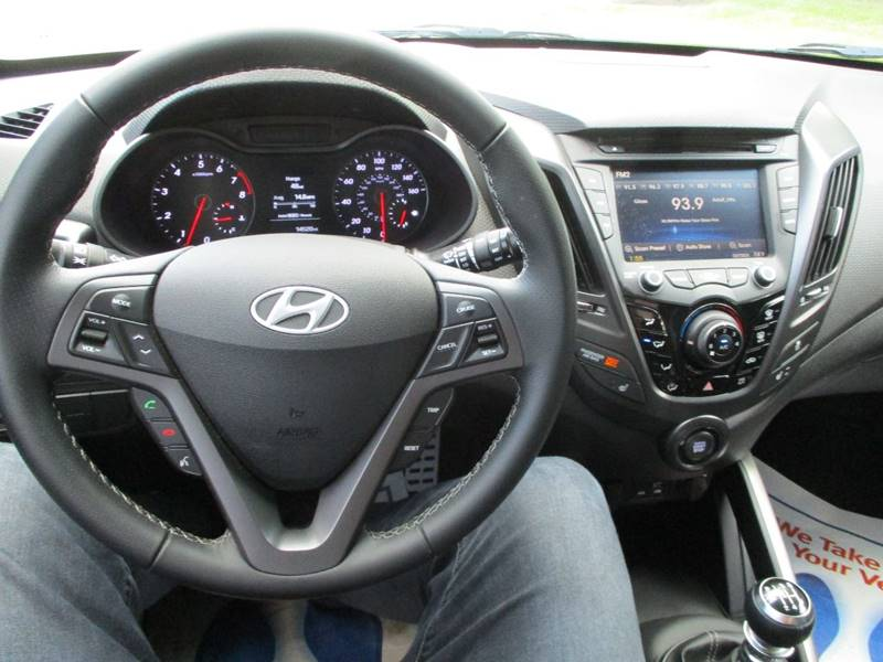2016 Hyundai Veloster Turbo for sale at Western Star Auto Sales in Chicago IL