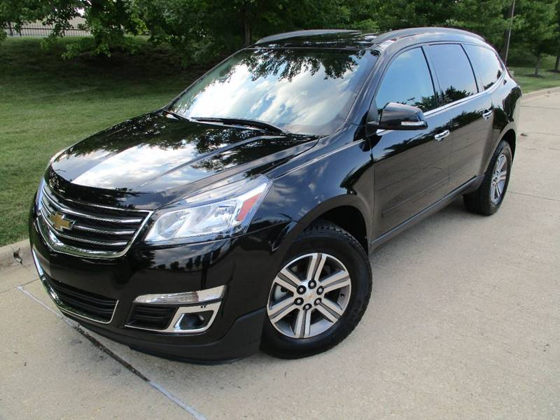 2017 Chevrolet Traverse for sale at Western Star Auto Sales in Chicago IL