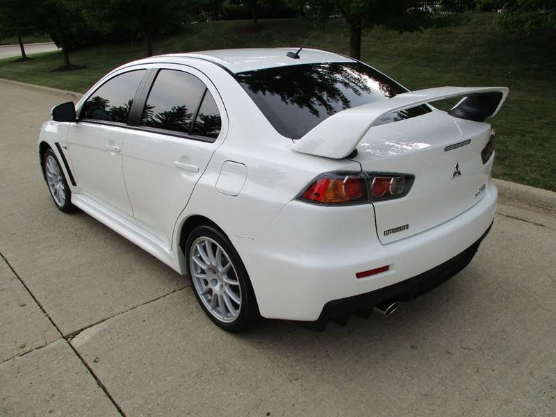 2015 Mitsubishi Lancer Evolution for sale at Western Star Auto Sales in Chicago IL