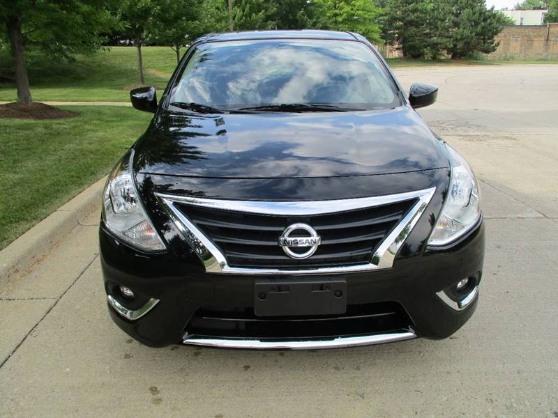 2016 Nissan Versa for sale at Western Star Auto Sales in Chicago IL