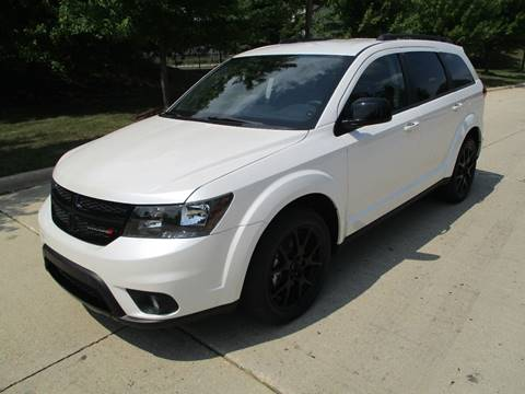 2016 Dodge Journey for sale at Western Star Auto Sales in Chicago IL