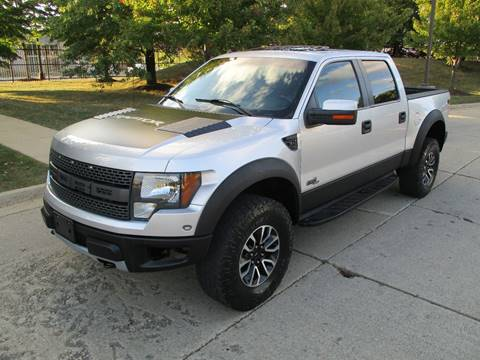 2011 Ford F-150 for sale at Western Star Auto Sales in Chicago IL