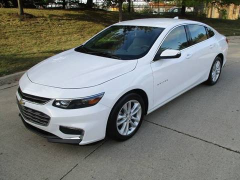 2016 Chevrolet Malibu for sale at Western Star Auto Sales in Chicago IL
