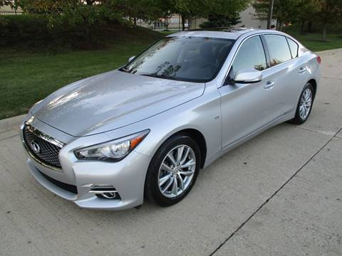 2017 Infiniti Q50 for sale at Western Star Auto Sales in Chicago IL