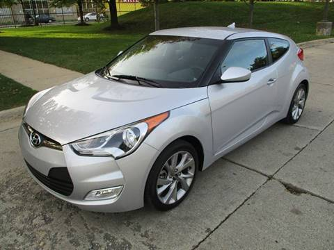 2017 Hyundai Veloster for sale at Western Star Auto Sales in Chicago IL