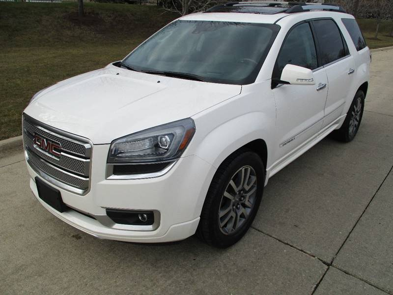 chevy details for inventory aurora ganley at oh in gmc acadia denali sale of
