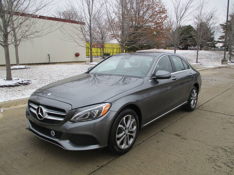 benz mercedes amg s class c chicago pin used il